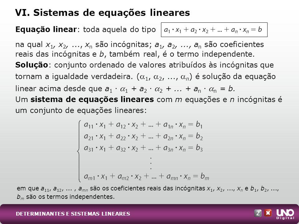 É toda ênupla ordenada que torna verdadeiras simultaneamente todas as equações que compõem o sistema.