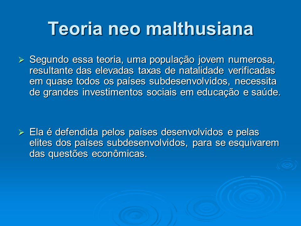 A evolução histórica do crescimento populacional no Brasil A população brasileira apresentou um crescimento demográfico bastante lento até a década de 40 do século XX, em função das altas taxas de natalidade e mortalidade.