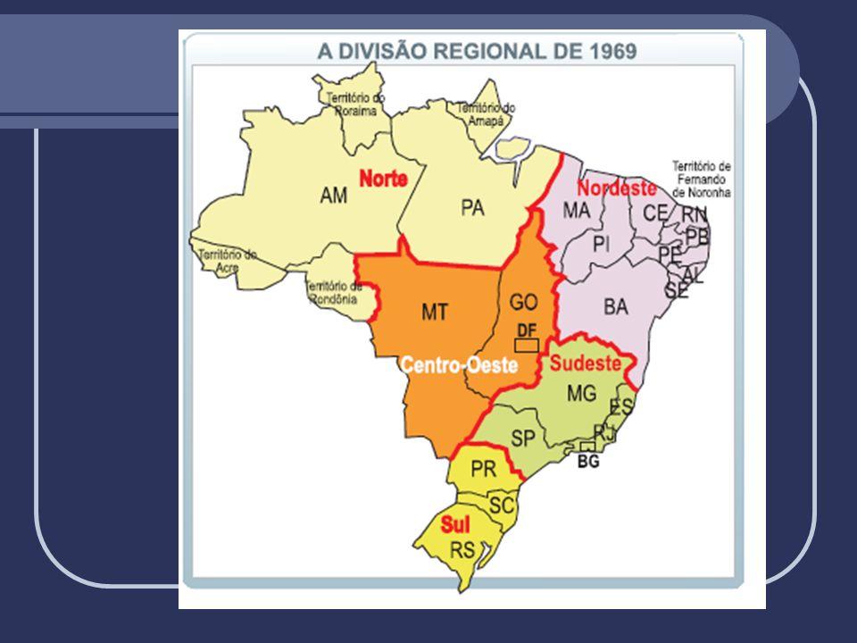 1988: Divisão oficial Contexto: Nova constituição, Redemocratização, Crise do bloco socialista, Multipolarização da economia.