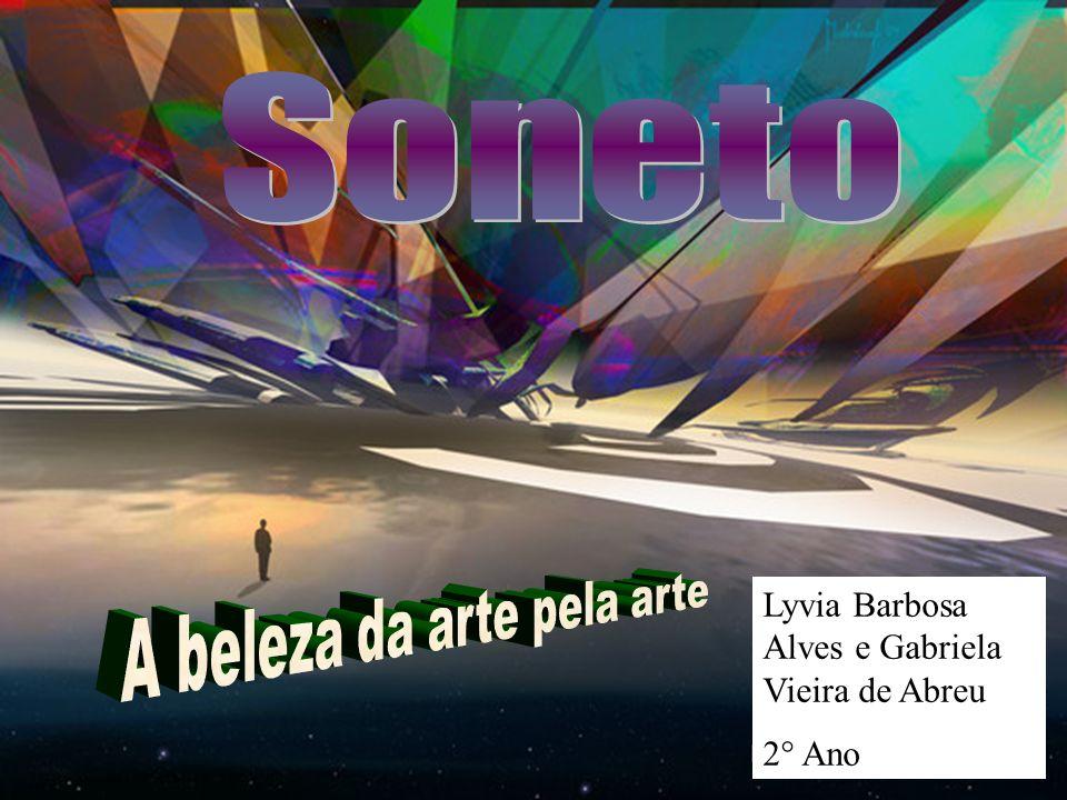 Lyvia Barbosa Alves e Gabriela Vieira de Abreu 2° Ano