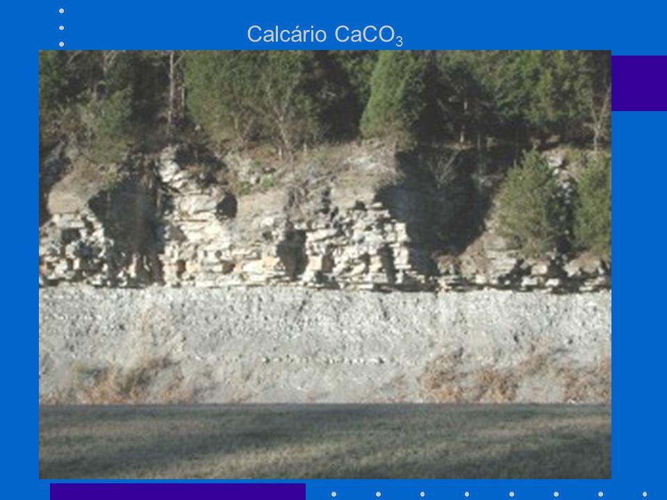 Calcário CaCO 3