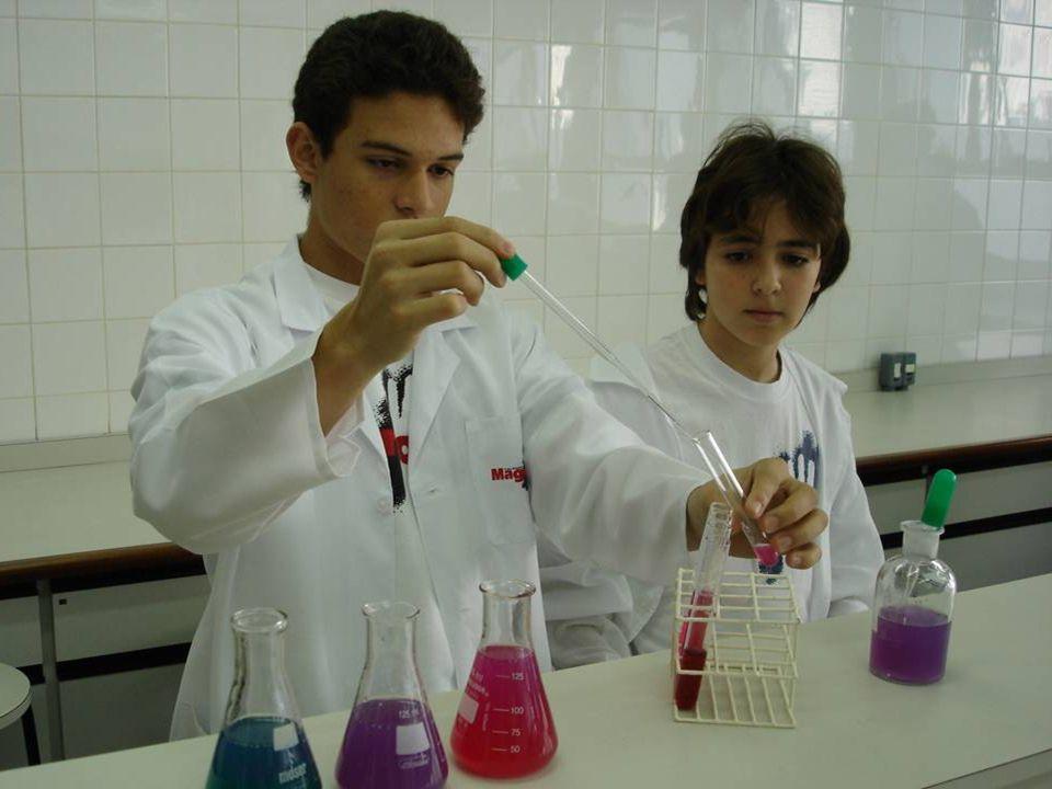 As substâncias presentes no indicador de repolho roxo ficam com cores muito diferentes em meio neutro,básico ou ácido. ÁGUA HIDRÓXIDO ÁCIDO ( ou BASE