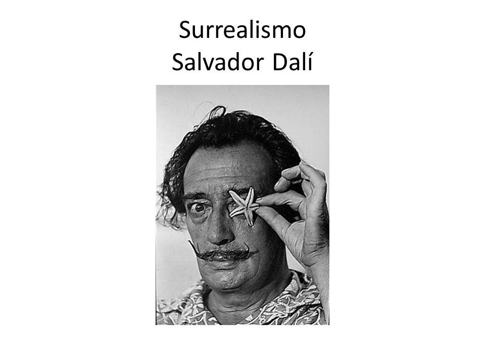 Surrealismo Salvador Dalí