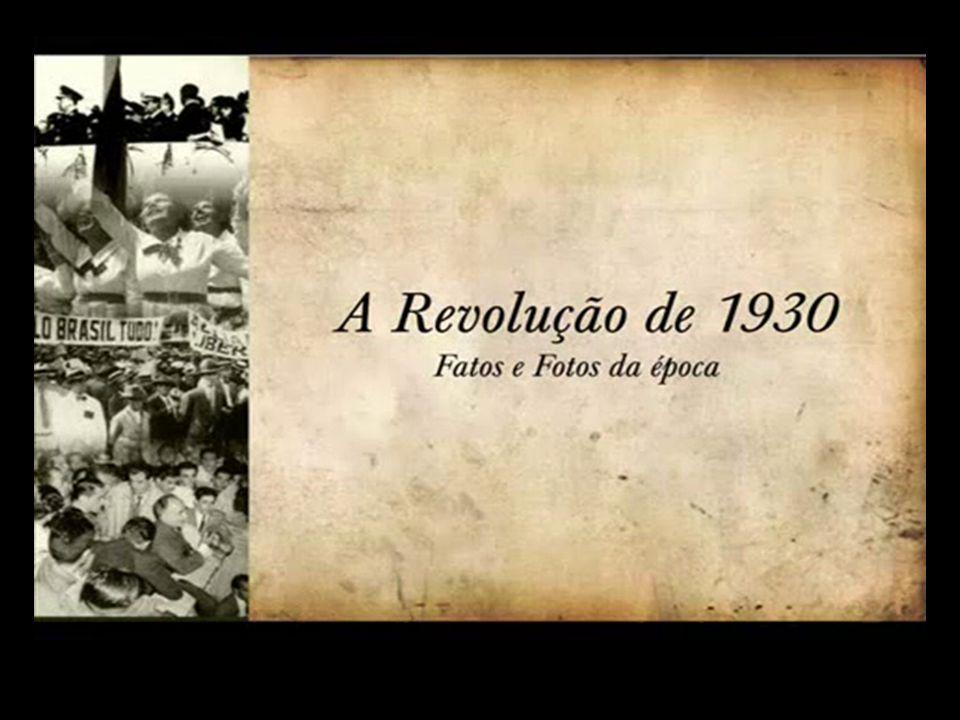 Período getulista Antecedentes 1. O golpe de 1930; 2. A Aliança Liberal; 3. As eleições e o golpe.