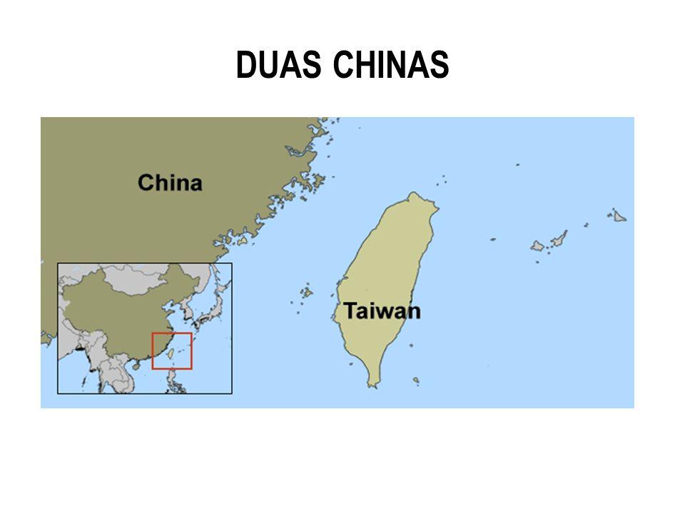 DUAS CHINAS