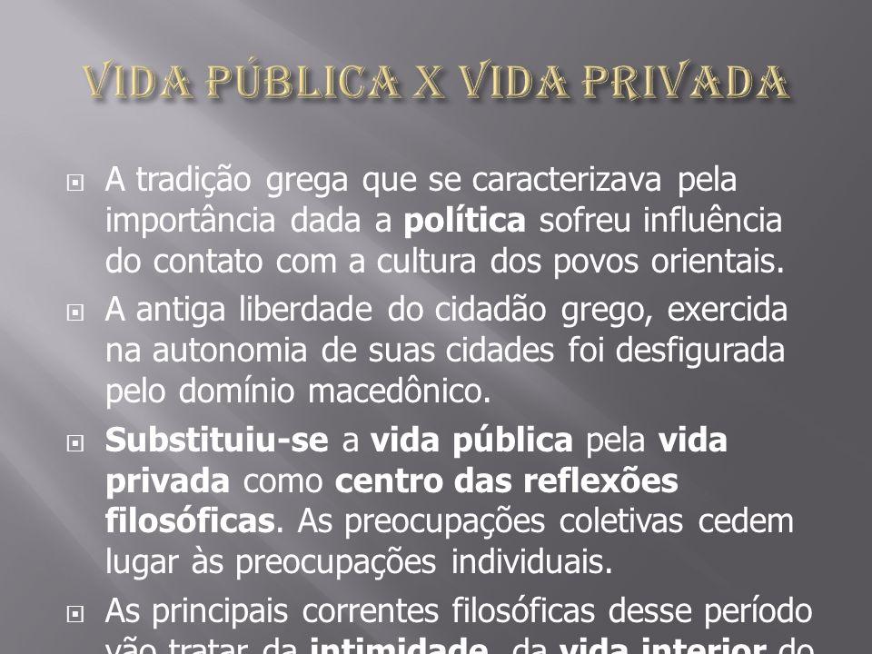 Fundado por Epicuro (324-271 a.C).