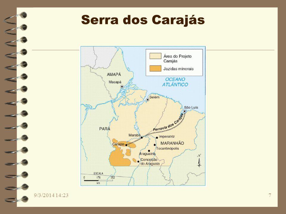 Serra dos Carajás 9/3/2014 14:257
