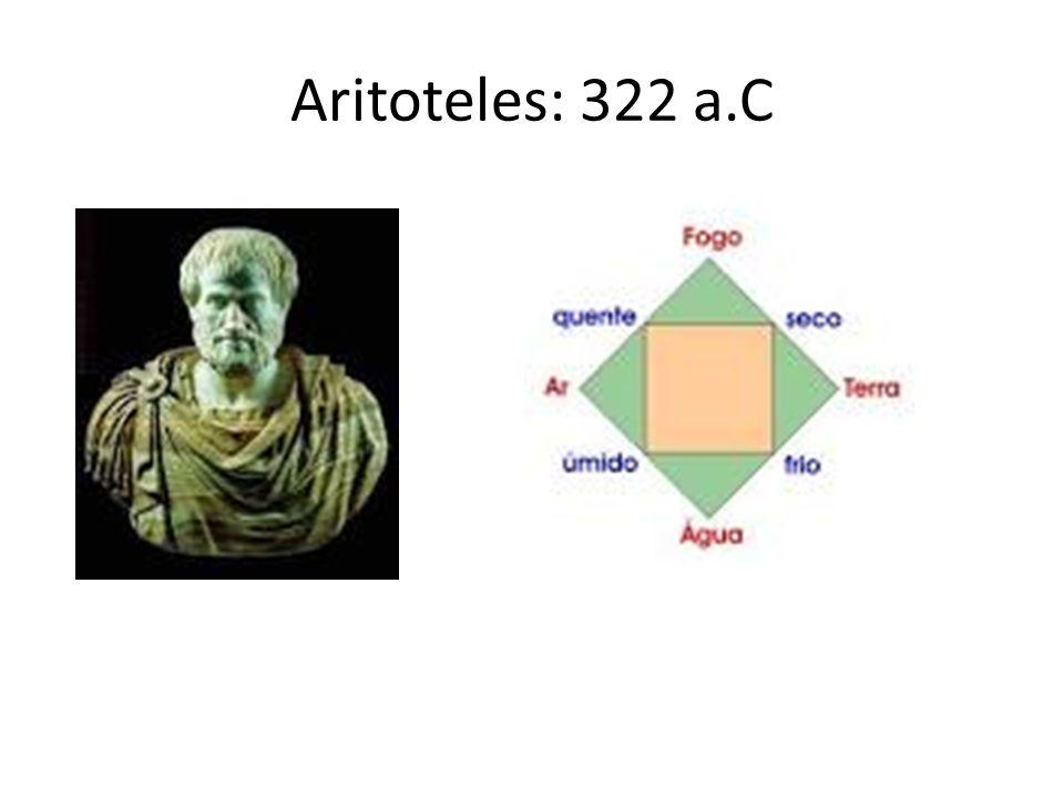 Aritoteles: 322 a.C