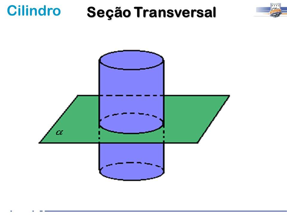 Cilindro S SS Seção Transversal