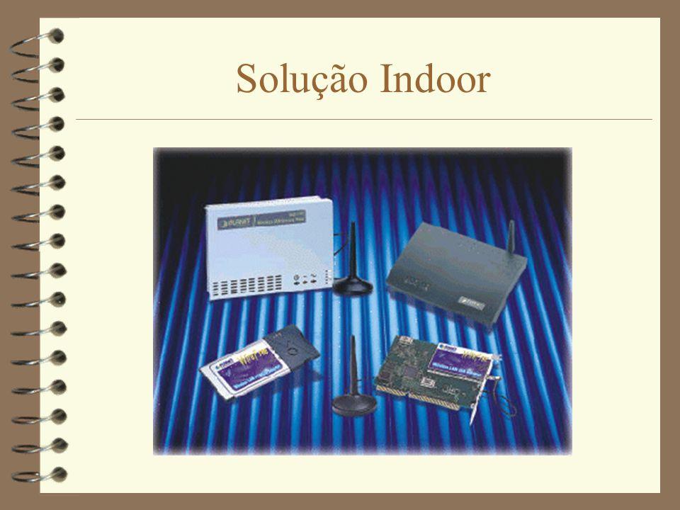 Acessórios p/ Solução Outdoor Parabólica 24 dBi