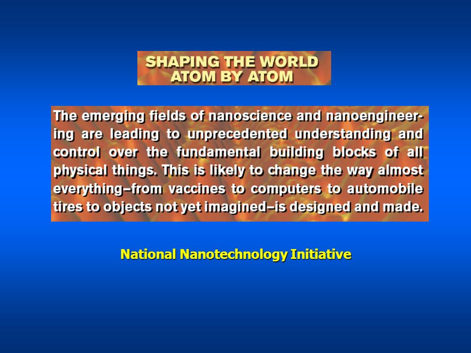 Nanotecnologia e Nanociência: uma Revolução? Appl. Phys. Lett. 84 (2004) 4869