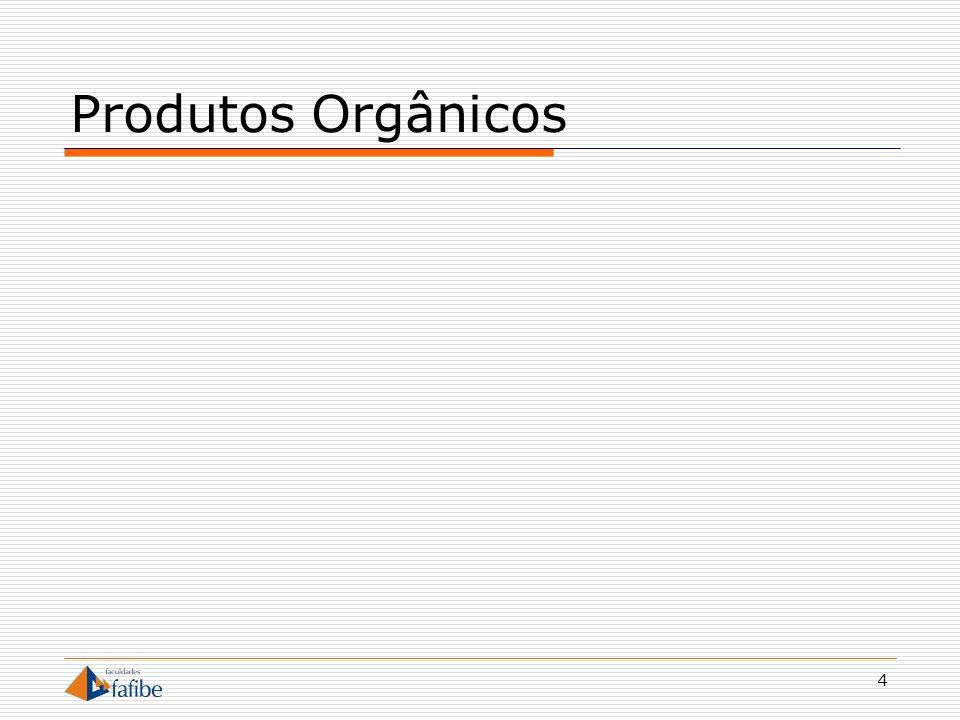 4 Produtos Orgânicos