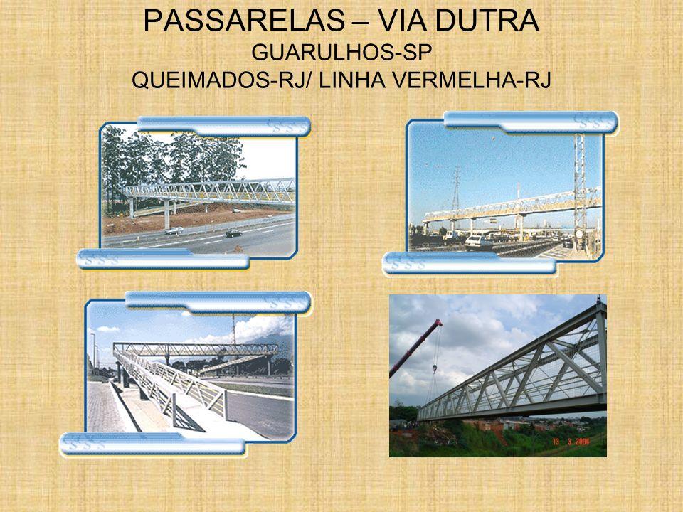 PASSARELA DO SHOPPING CENTER MUELLER-CURITIBA-PR