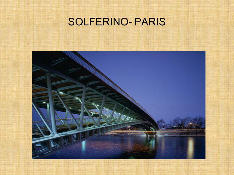 SOLFERINO- PARIS