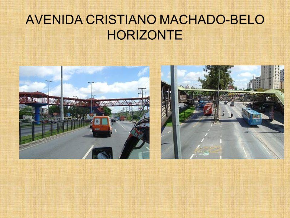 AVENIDA CRISTIANO MACHADO-BELO HORIZONTE