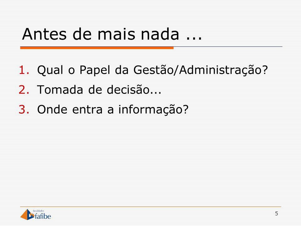6 O Caso...
