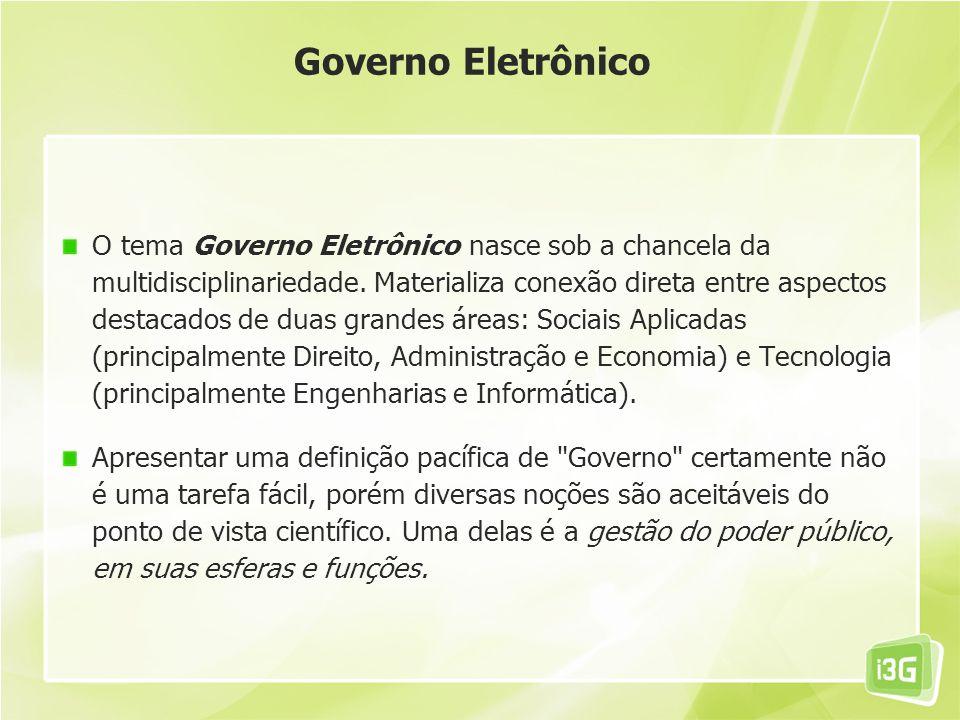 Democracia Eletrônica Limitantes da Democracia Eletrônica Oliveira (2009) Dificuldades de acesso dos cidadãos ao novo serviço.