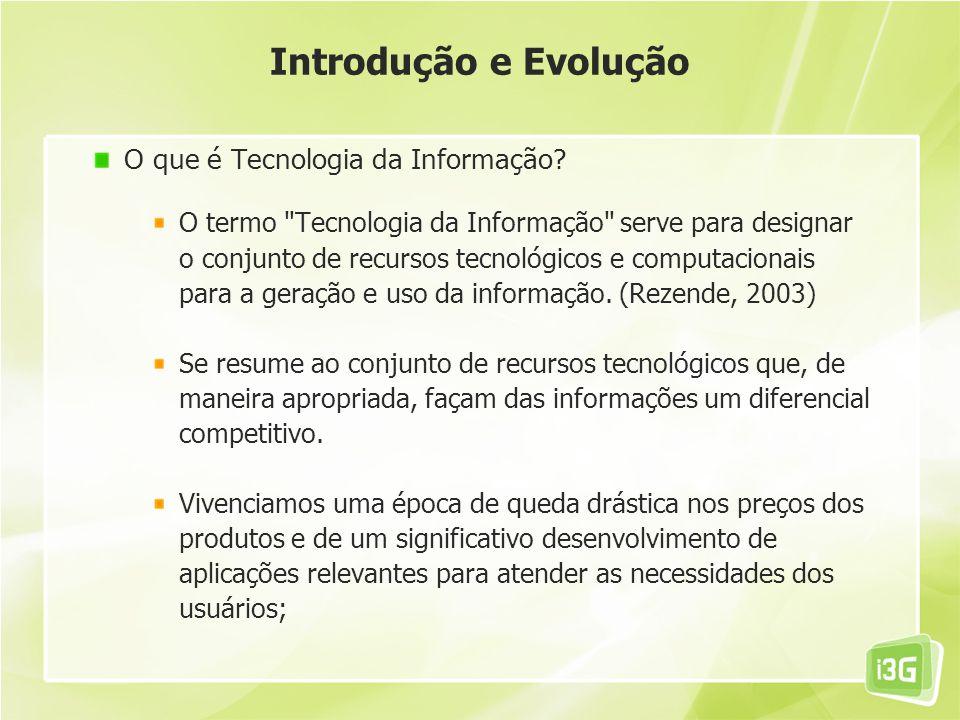 O que é Tecnologia da Informação? O termo