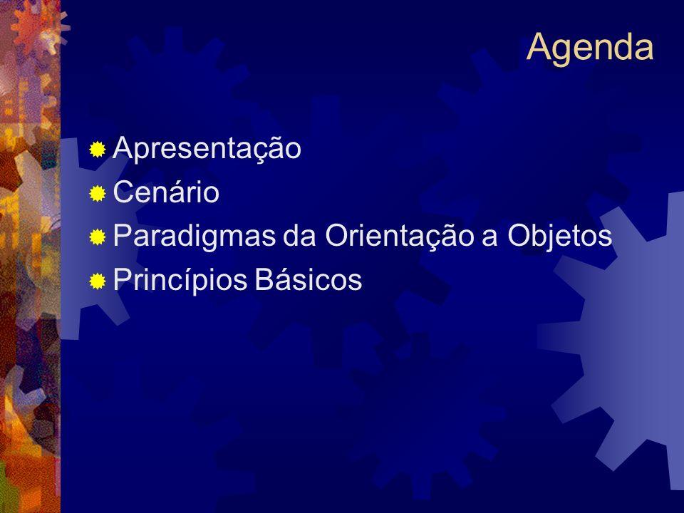 Apresentação da disciplina Formação Experiência profissional Atividades desenvolvidas Forma de avaliação (2 provas e 1 trabalho)