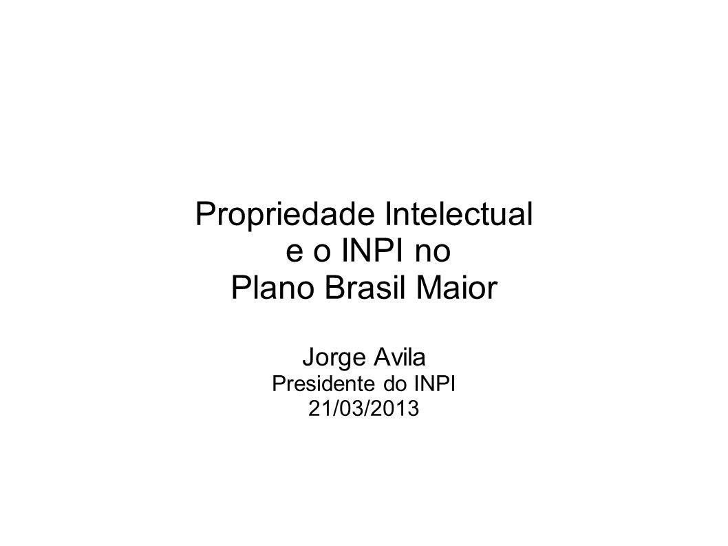 Incremento da Competitividade Entendimento pacificado: a inovação é o vetor principal da competitividade O fomento ao investimento privado em inovação é a mais importante política transversal do Plano Brasil Maior