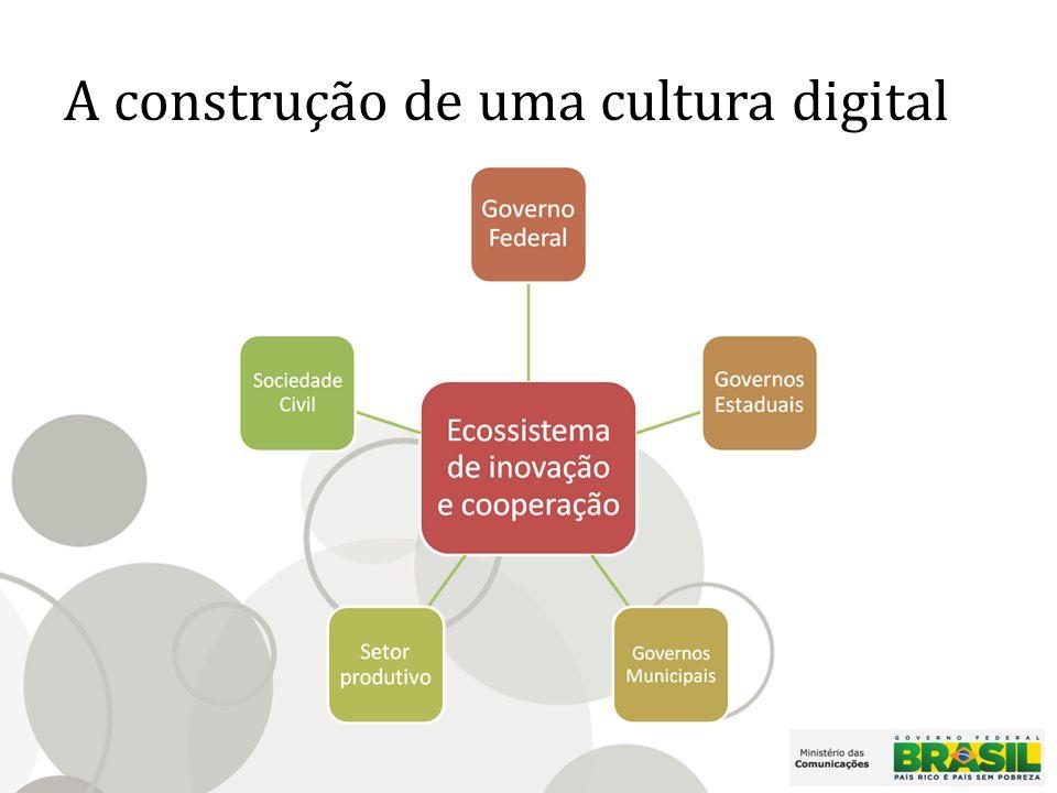 A construção de uma cultura digital