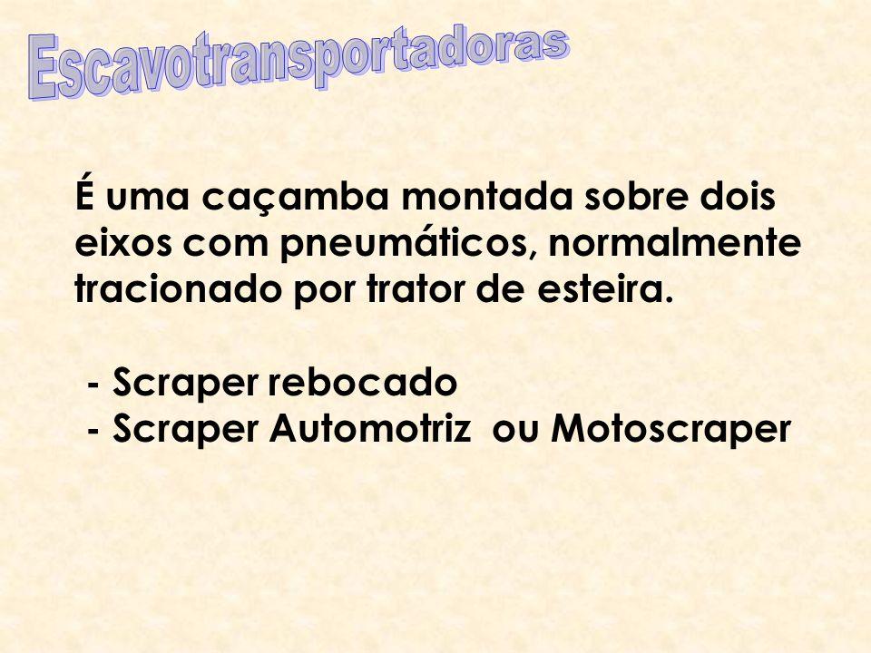 Motoscraper