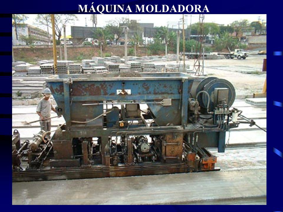 MÁQUINA MOLDADORA