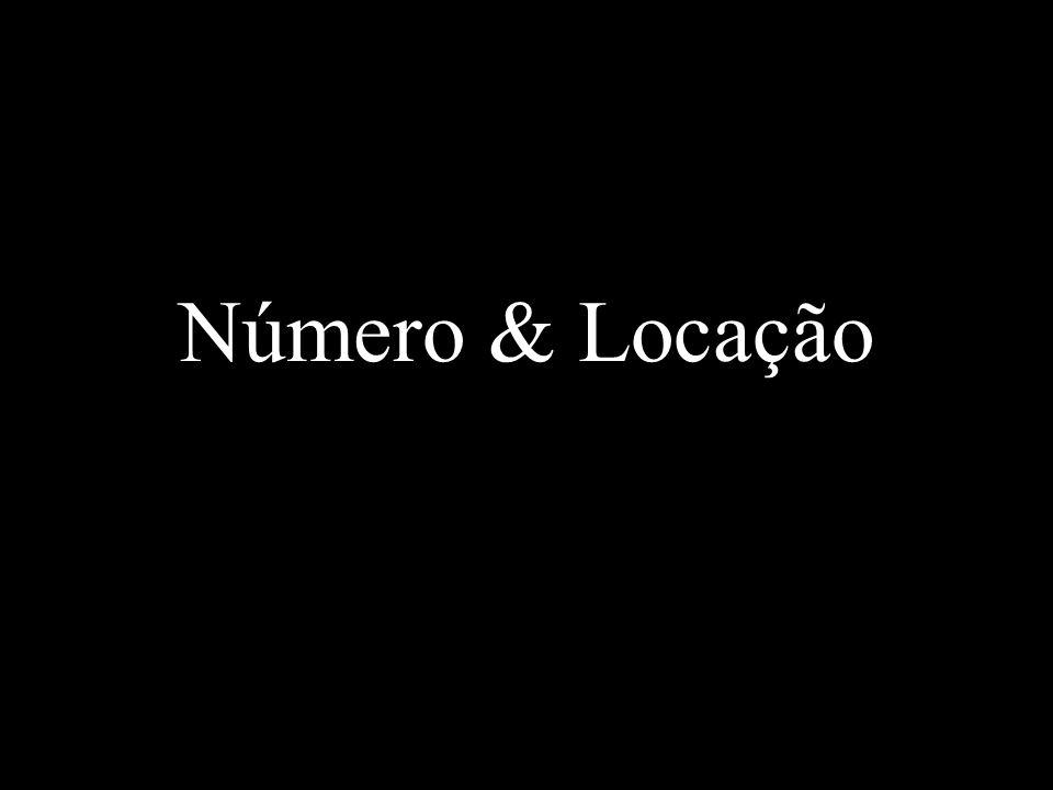 Número & Locação