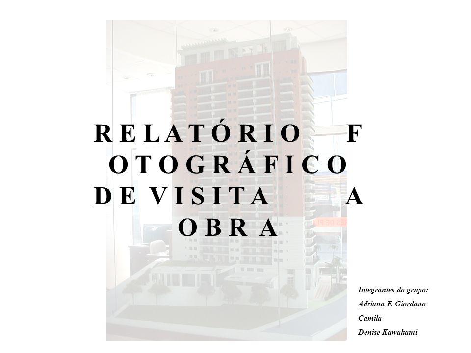 Descrições gerais da obra Endereço: Rua Diogo Jacome, 55 – Vila Nova Conceição/SP Área do terreno : 2.500m 2 Construção: Edificio residencial com 21 andares, 3 subsolos, térreo e mezzanino.