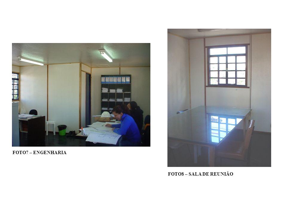 FOTO26 - LOCAÇÃO DOS LIMITES DA CONSTRUÇÃO COM TABEIRAS OU GABARITOS FOTO27 - LOCAÇÃO DOS LIMITES DA CONSTRUÇÃO COM TABEIRAS OU GABARITOS