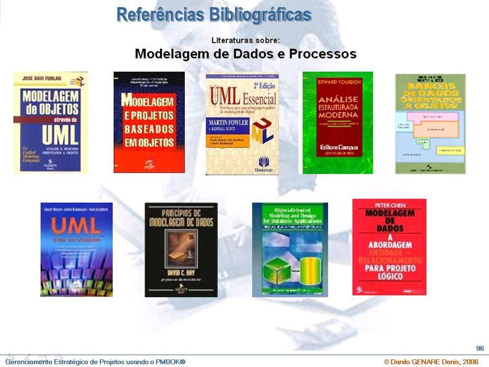 O que é Gerenciamento Estratégico de Projetos e Qual a sua importância ? © Danilo GENARE Denis, 2007 110 Referências Bibliográficas