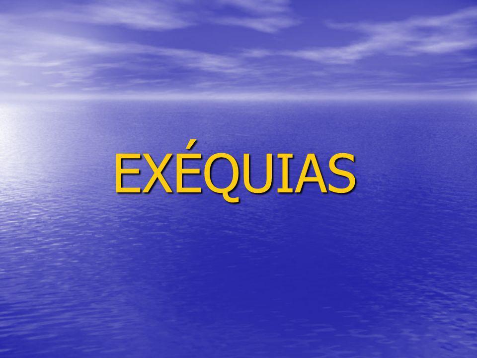 EXÉQUIAS