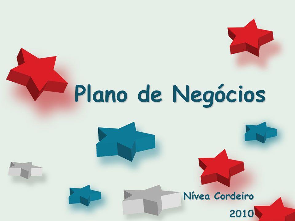 Plano de Negócios Nívea Cordeiro 2010