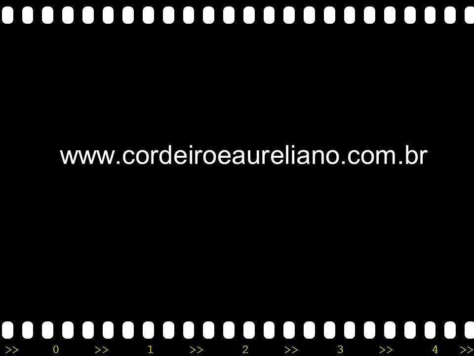 >>0 >>1 >> 2 >> 3 >> 4 >> a) Aulas Expositivas b) Portal Universitário c) Site: www.cordeiroeaureliano.com.br www.cordeiroeaureliano.com.br d) Exercícios e) Dinâmicas (Show do Milhão/Passa ou Repassa/Loterias