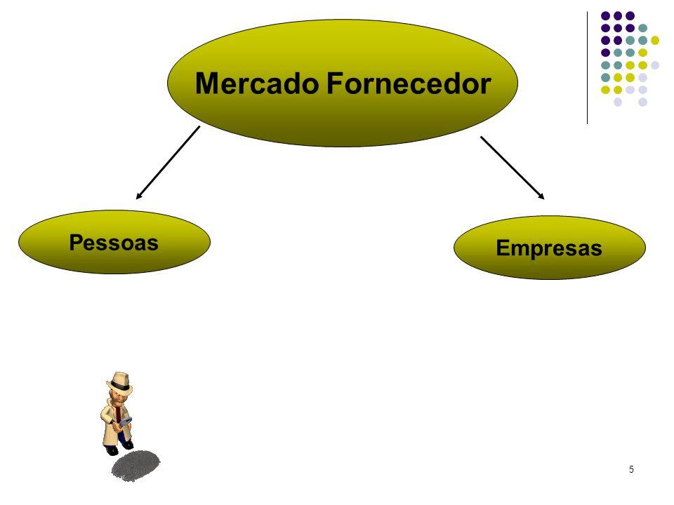 5 Mercado Fornecedor Pessoas Empresas