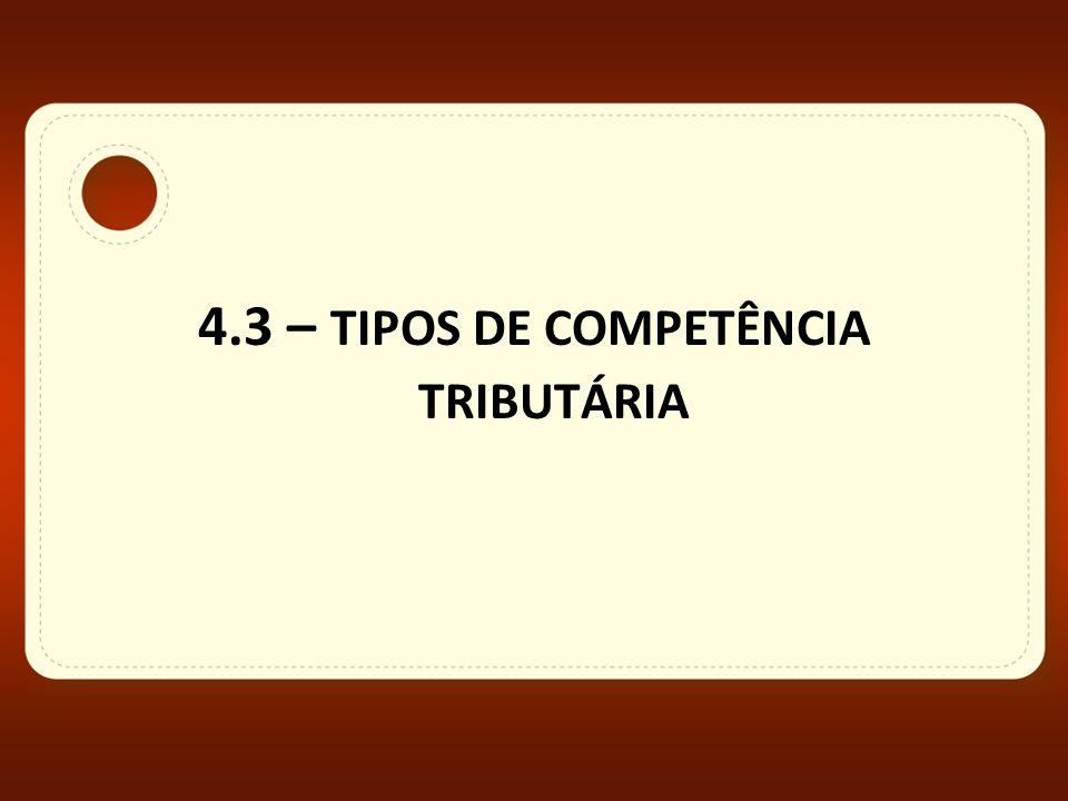 Art. 6º A atribuição constitucional de competência tributária compreende a competência legislativa plena, ressalvadas as limitações contidas na Consti