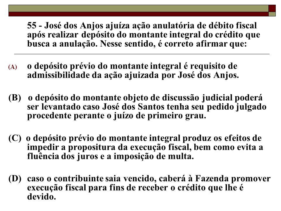 A Súmula 112 do STJ: o depósito somente suspende a exigibilidade do crédito se for integral e em dinheiro.