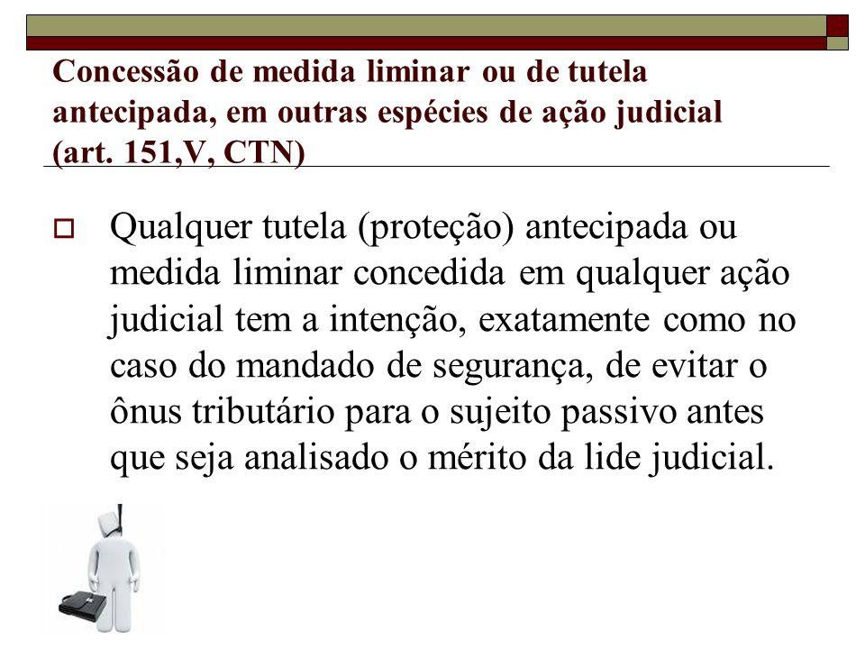 O efeito suspensivo somente será desencadeado se o juiz, cautelarmente, diante da lesividade do ato ou sua iminência, conceder medida liminar que afas