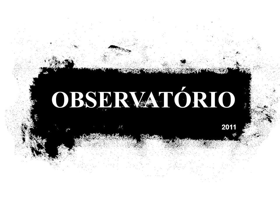 2011 OBSERVATÓRIO