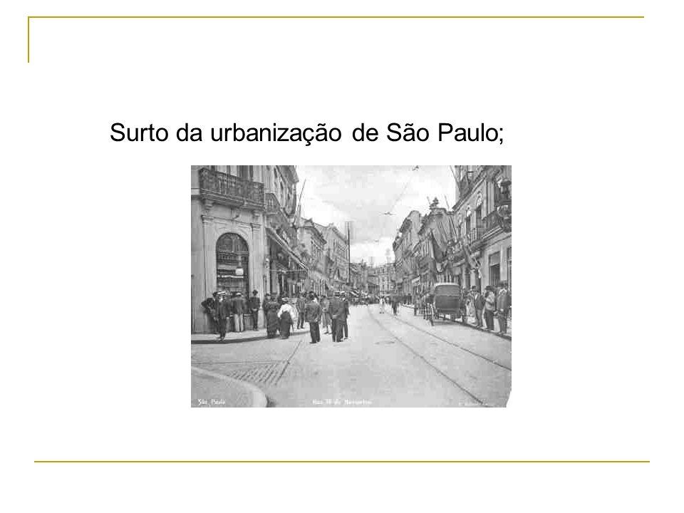 Revolta de Canudos, na Bahia; Tempo do cangaço no sertão, com a figura lendária de LAMPIÃO;