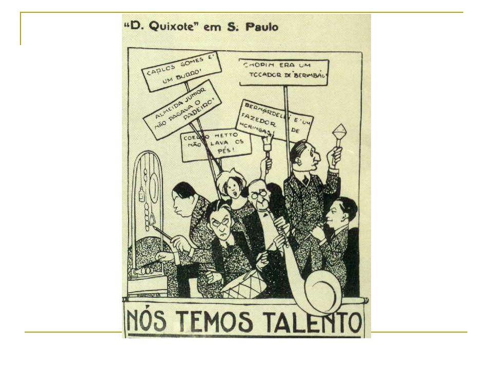 MODERNISMO – PRIMEIRA FASE 1922 A 1930 CARACTERÍSTICAS
