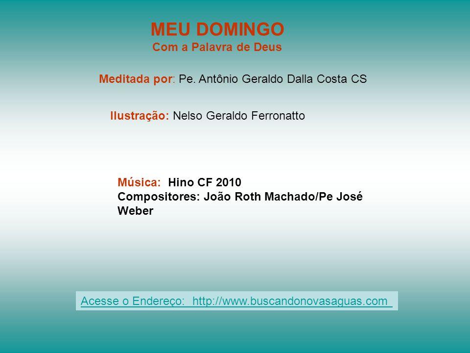 Pe. Antônio Geraldo Dalla Costa CS - 04.08.2013