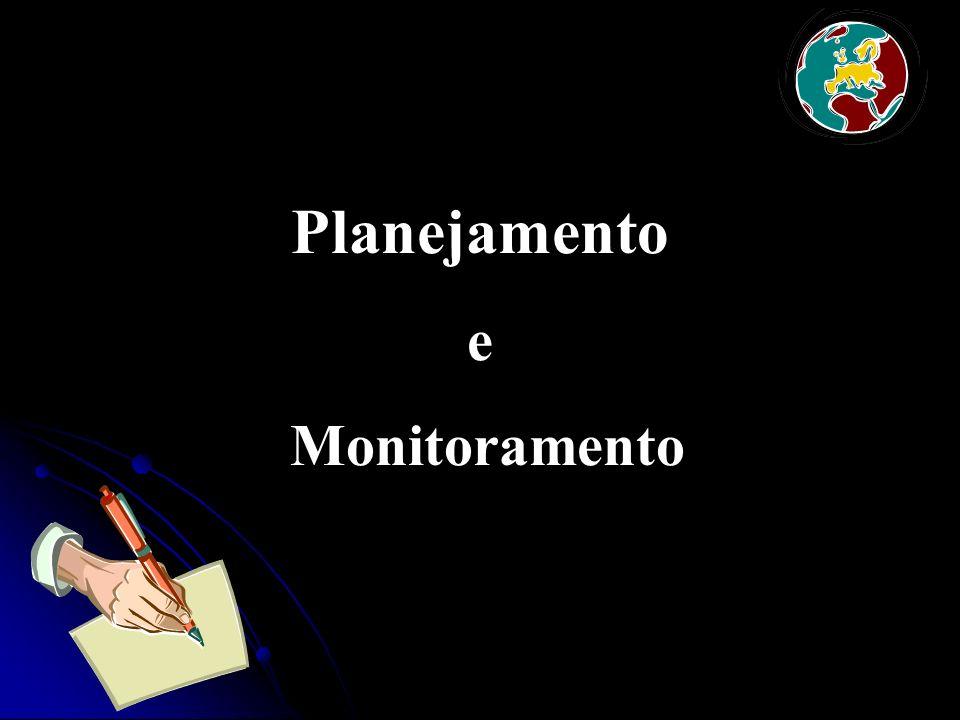 Planejamento e Monitoramento