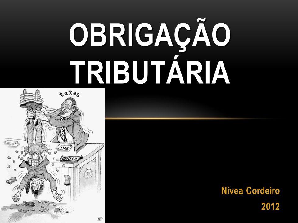 Nívea Cordeiro 2012 OBRIGAÇÃO TRIBUTÁRIA