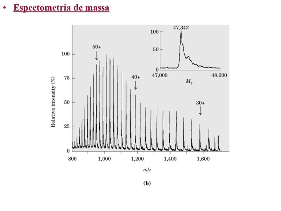 Espectometria de massa