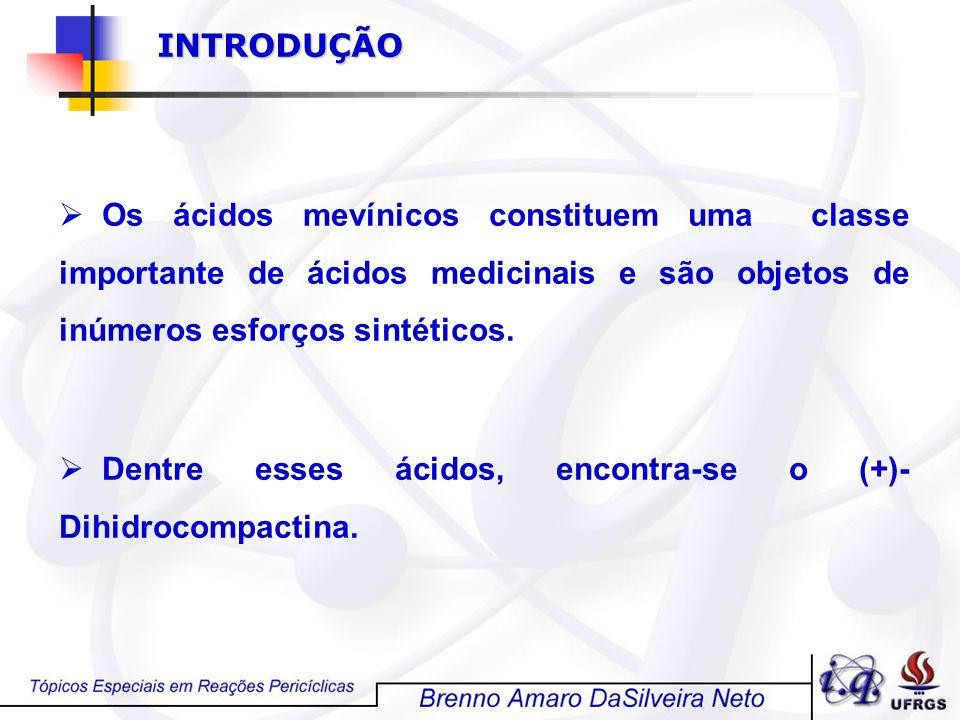 INTRODUÇÃO (+)-Dihidrocompactina