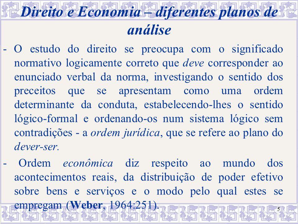 6...os diferentes planos de análise....