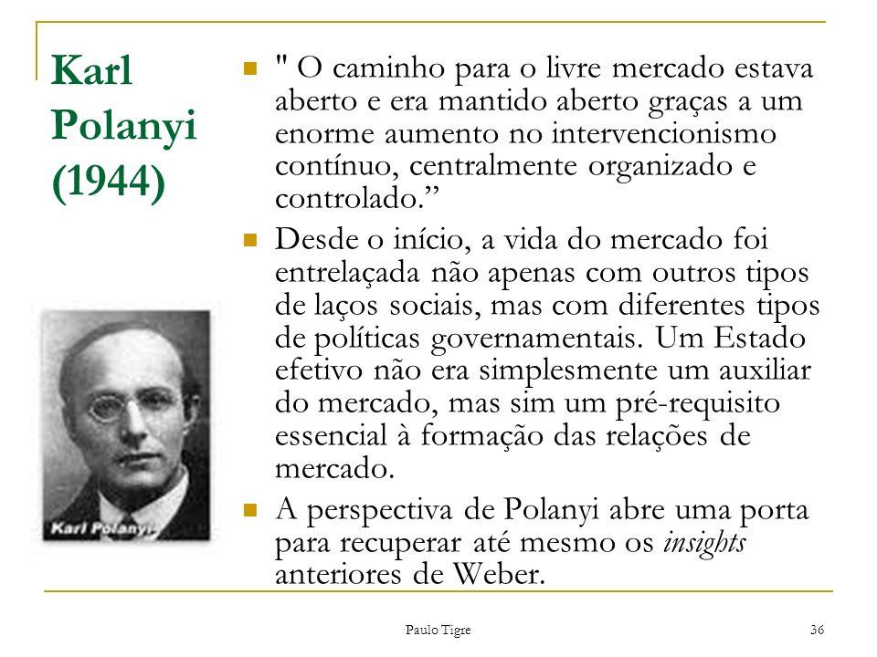 Karl Polanyi (1944)