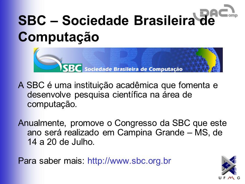 Organograma DCC Professores Colegiados Alunos DAComp Câmara Assembléia Cursos