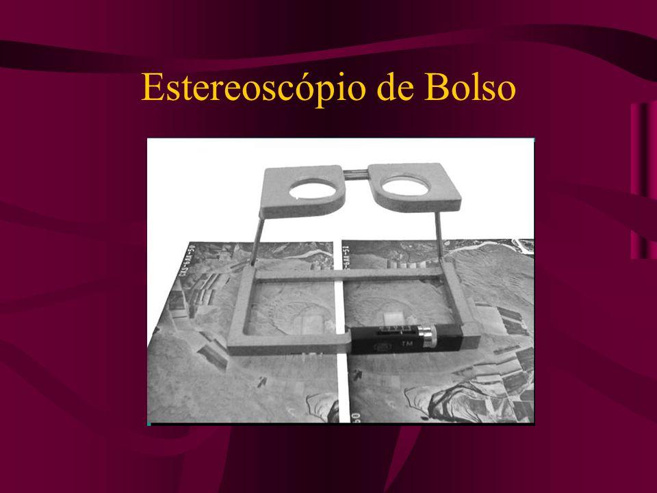 Estereoscópio de Bolso